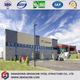 Панель сандвича EPS украсила полуфабрикат стальное здание/конструкцию/пакгауз