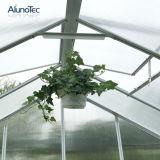알루미늄 폴리탄산염 장 정원 온실