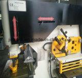 Оборудование квадратного Ironworker вырезывания круглой штанги гидровлическое