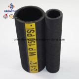 Boyau flexible en caoutchouc d'aspiration de débit de l'eau de 4 pouces