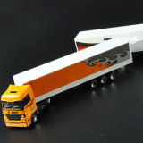 Автомобиль игрушки тележки снабжения OEM Механик-Управляемый пластмассой