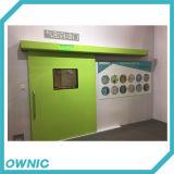 Dmnh01-2 automáticas Puertas herméticas Slidng con Dunker motor para el Hospital / Sala de operaciones (OR) / electrónica - Taller