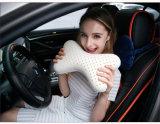 Oreiller en laine en latex pour oreiller de voyage pour voiture