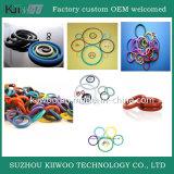 Verbinding van de O-ring van het Silicone van de Goede Kwaliteit van de Vervaardiging van de fabriek de Rubber