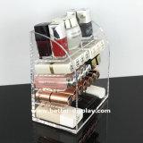 7 In het groot Fabriek van de Organisator van de Make-up van de rij de Duidelijke Acryl Kosmetische
