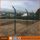 Panneau de clôture en fer métallique soudé