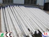 Buona via solare palo chiaro di dissipazione di calore 6m