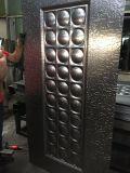 鋼鉄型の半仕上げの家のドア