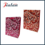 Подгонянный мешок роскошного подарка печатание полного цвета бумажный