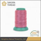 Резьба вышивки полиэфира Sakura ранга 1 Oeko-Tex отражательная для пользы шлема