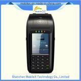 Mobiles Eft Positions-Terminal, Drucker, Kreditkarte, drahtlose Position