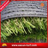 Erba artificiale del giardino del tappeto erboso per la decorazione di paesaggio