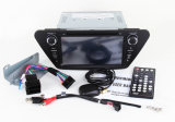 WiFi 붙박이 디지털 텔레비젼 한덩어리 Bt 라디오 DVD iPod를 가진 Lifan X50 차 항해 체계 Andriod 6.0 버전