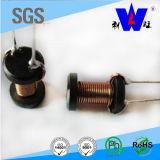 Индуктор сердечника индуктора/феррита силы Lgb Wirewound радиальный с RoHS