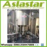 Compléter la machine de remplissage en verre de petite capacité automatique de jus de Botle