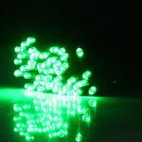 luz de hadas accionada solar de la cadena de los 50m 500LEDs/String LED para la decoración del día de fiesta