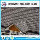 Telha de telhado revestida do metal da pedra colorida quente da venda em África