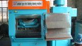Machine de grenaillage de Tumblast avec le collecteur de poussière de filtre (diamètre 650MM de Q326C)