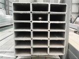 ASTM A500 Gr. Un tubo rectangular de acero galvanizado de sección hueca