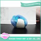 Fils acrylique OEM Supply Laine Coton Meilleur Nouveauté Yarn