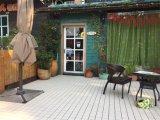 Telha de assoalho ao ar livre da porcelana do Decking do projeto de DIY