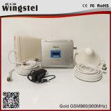 Répéteur mobile de l'amplificateur de servocommande de signal de téléphone cellulaire de GM/M 900MHz de gain rf