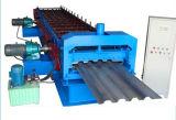 Máquina de acero coloreada automática del material para techos
