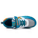 大人、人のローラーのための引き込み式の車輪が付いている中国のスポーツのブランドの革ローラースケートの靴はよいスニーカーの価格に安く蹄鉄を打つ