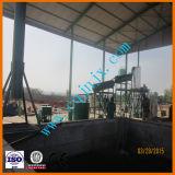 planta da refinaria de petróleo do motor da pequena escala da máquina da refinação de petróleo 5t