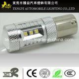phare automatique de lampe de regain de lumière de véhicule de 15W DEL avec le faisceau léger de Xbd de CREE du plot H3/H4/H7/H8/H9/H10/H11/H16