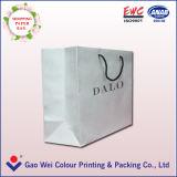 Saco de papel de varejo marcado alta qualidade