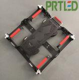 P4, P5, indicador de diodo emissor de luz interno do arrendamento P6.25 com painel de fundição 500*500mm/500*1000mm