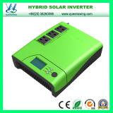 inverseur solaire intrinsèque d'énergie solaire du contrôleur 50A de l'inverseur 2.4kVA/1440With24VDC hybride