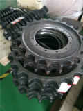 Roda dentada da máquina escavadora do OEM para a estrutura da máquina escavadora de Sany
