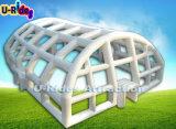 Grande tenda gonfiabile di tennis