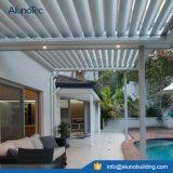 Telhado Louvered motorizado do Pergola