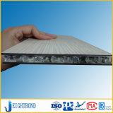 Gekennzeichnetes wasserdichtes Hochdruckbienenwabe-Panel des resopal-HPL