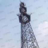 Torre Telecom durable del cedazo del marco de acero