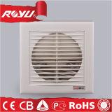 Пластичный малошумный вентилятор отсоса воздуха туалета стены