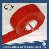高品質のSlittedケイ素のゴム製上塗を施してあるガラス繊維ファブリック