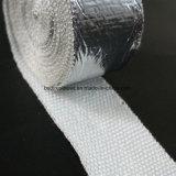 Ruban adhésif autocollant en fibre de verre à haute température en aluminium