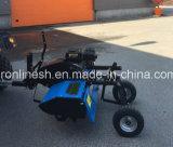 El motor remolcable 6.5HP de Quad/ATV/UTV/Tractor accionó el agricultor/el cultivador rotatorio ligero/las sierpes del diente/el Ce traseros del cultivador del suelo