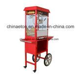 Ce & ETL verificou máquina de fazer pipoca de 8 oz, fabricante de pipoca, máquina de pipoca