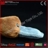 ASTMのぬいぐるみのDuck-Billed Platypusの柔らかいおもちゃのプラシ天のPlatypusのおもちゃ