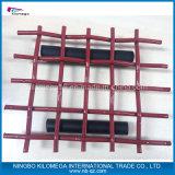 Высокая растяжимая сетка волнистой проволки нержавеющей стали для сетки минирование