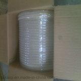 두 배 루프 책 바인딩 금속 나선 철사 PVC 접착 재료