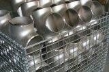 Het gelijke Naadloze T-stuk van het Roestvrij staal ASTM