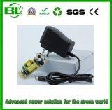 Ajustage de précision de pouvoir au sujet d'adaptateur intelligent de 12.6V1a AC/DC pour la batterie au lithium 1860