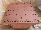 Tubo del molde del cobre de la colada continua