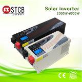 inverseur pur de pouvoir d'onde sinusoïdale de 120V 230V avec le chargeur de batterie